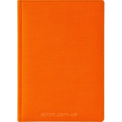 Ежедневники Salador оранжевые под заказ
