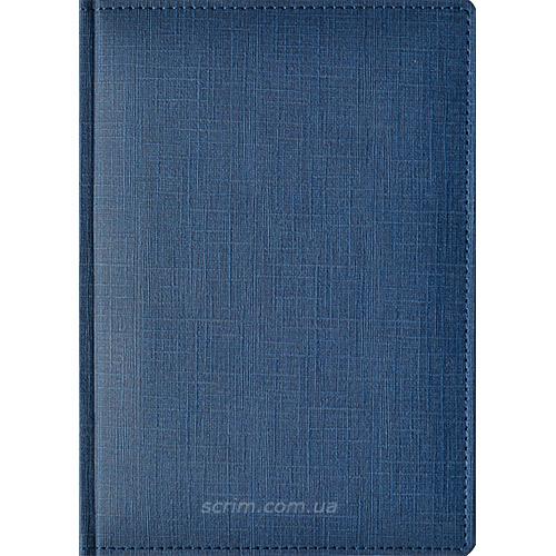 Ежедневники Salador синие под заказ