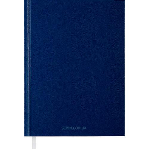 Щоденники датовані Street темно-сині з логотипом