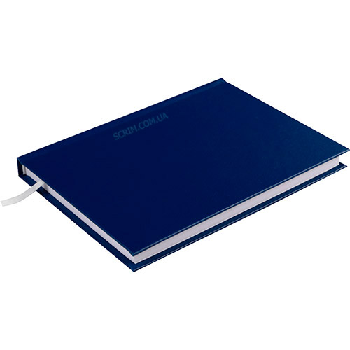Щоденники датовані Street темно-сині2