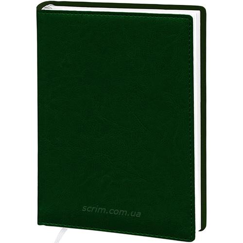 Щоденники Elis зелені з логотипом