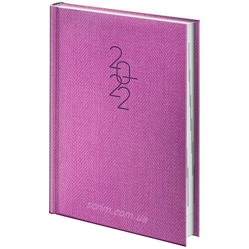 щоденники фіолетові брендові brunnen tweed фото 2
