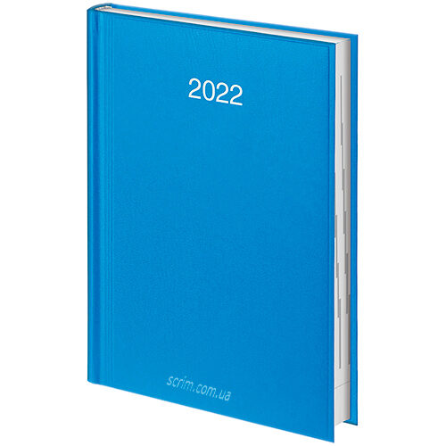 ежедневники голубые датированные brunnen miradur фото 2