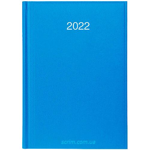 ежедневники голубые датированные brunnen miradur