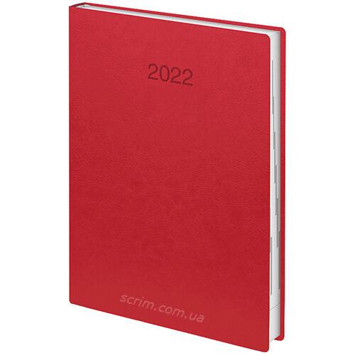 ежедневники красные брендовые brunnen flex фото 2
