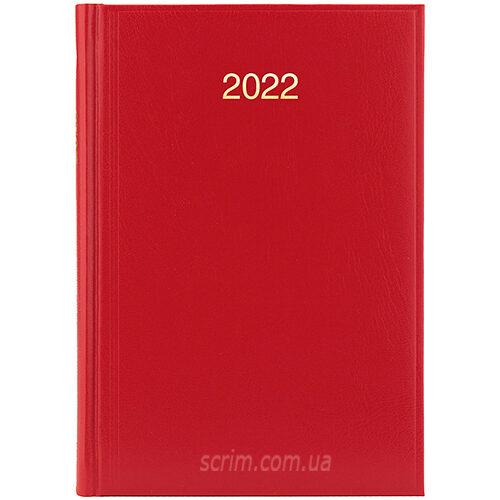 ежедневники красные датированные brunnen miradur