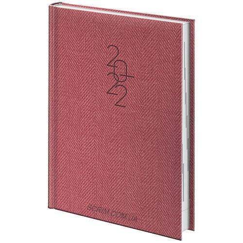 ежедневники красные брендовые brunnen tweed фото 2