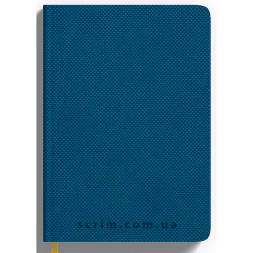 Ежедневники Nadir синие с логотипом