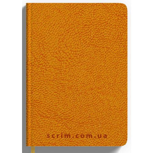 Ежедневники Sirano оранжевые фирменные