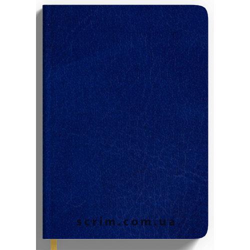 Щоденники Vespera сині з логотипом