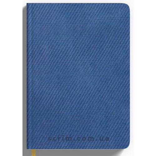 Ежедневники Vialan голубые под заказ
