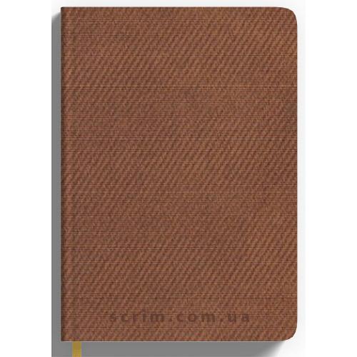 Ежедневники Vialan коричневые под заказ