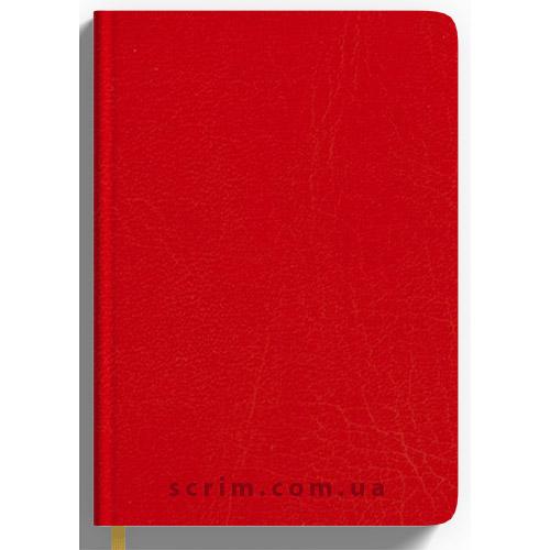 Щоденники Viata яскраво-червоні брендовані
