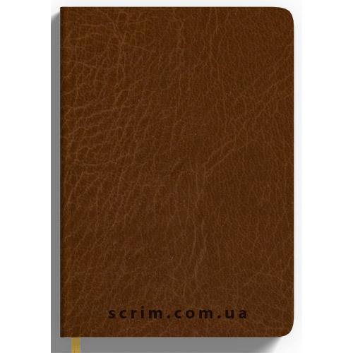 Щоденники Viata коричневі брендовані