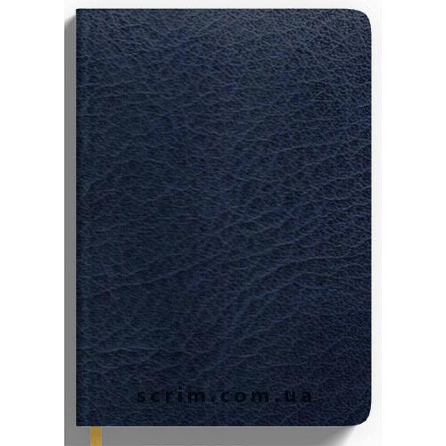 Щоденники Viata темно-сині брендовані