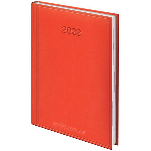 ежедневники ярко-красные брендовые brunnen torino фото 2