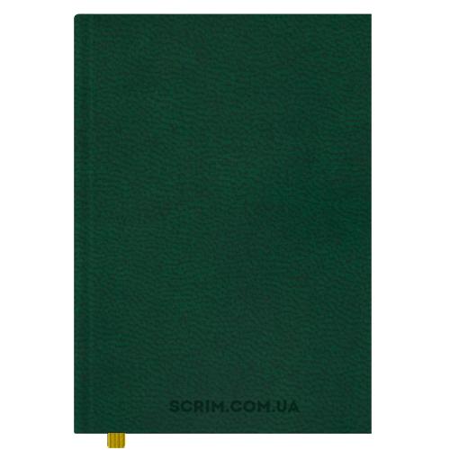 Еженедельники А4 недатированные Lira зеленые