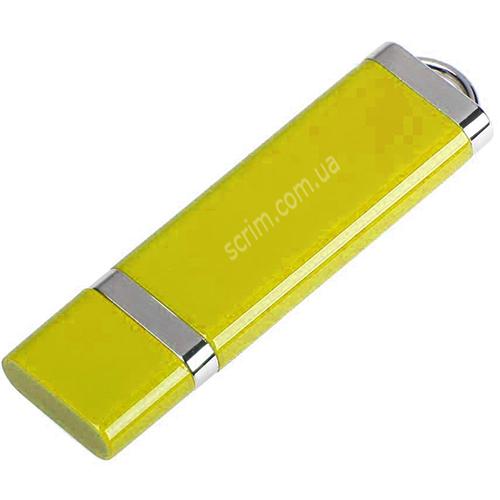 Флешки промо жовті