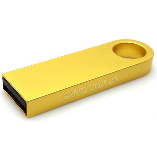 Флешки Unic жовті з логотипом фото 2