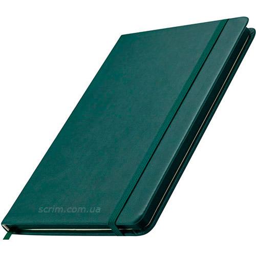 Блокноти зелені Prof з логотипом