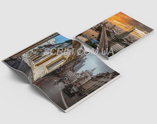 Друк каталогів продукції - архітектура