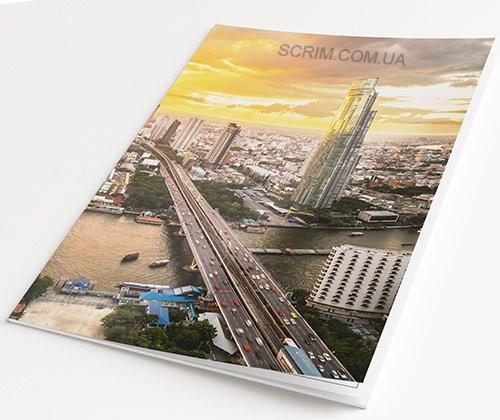 Друк каталогів продукції - міст