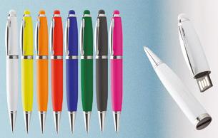 Ручка-флешка в ассортименте