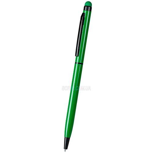 Ручки TW-black зелені металеві