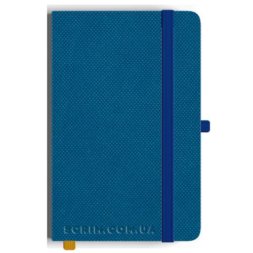 Блокноти A5 Nardo сині під замовлення