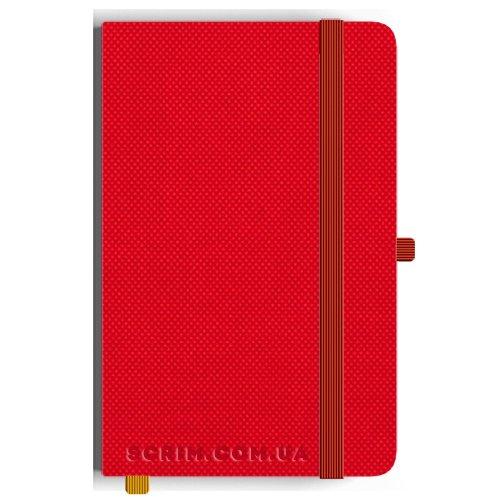 Блокноты A5 Nardo ярко-красные под заказ