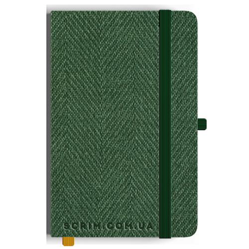 Блокноты A5 Twydo зеленые под заказ
