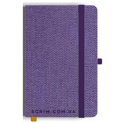 Блокноты A5 Camby фиолетовые под заказ