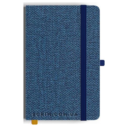 Блокноти A5 Camby сині під замовлення