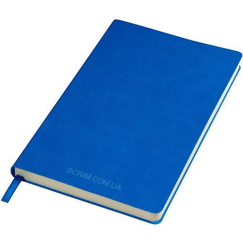Блокноты синие Funky с логотипом