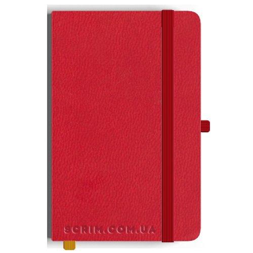 Блокноти Loretta А5 червоні під замовлення
