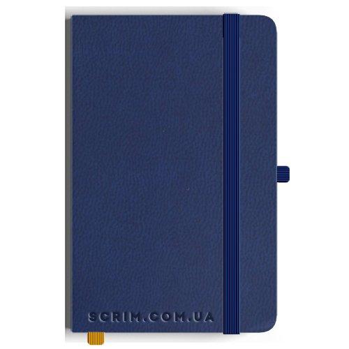 Блокноти Loretta А5 сині під замовлення