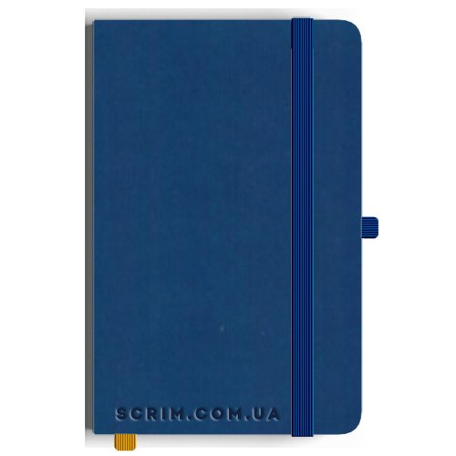 Блокноти Miano А5 сині під замовлення