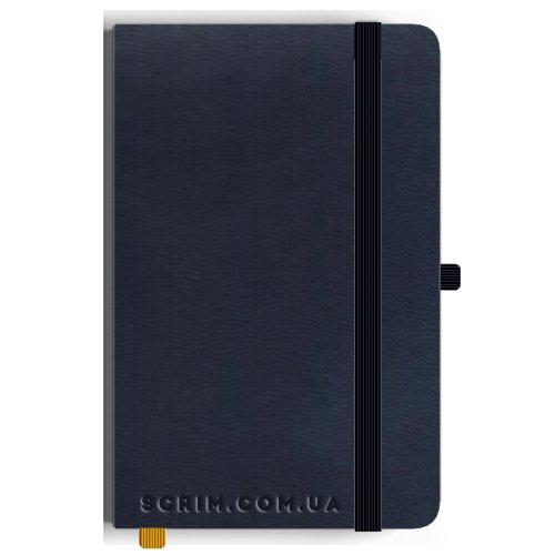 Блокноти A5 Printet темно-сині під замовлення