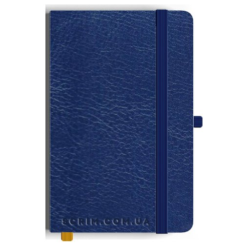 Блокноты A5 Colhida синие под заказ