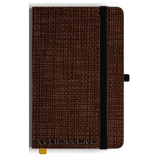 Блокноты Magaya А5 коричневый под заказ