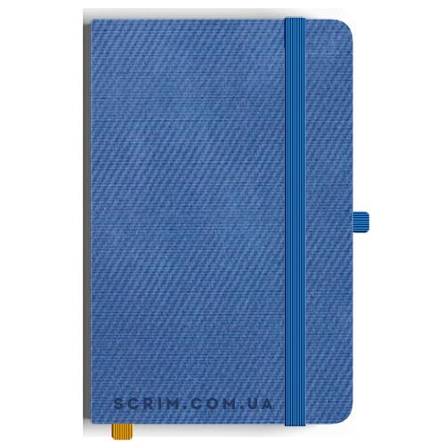 Блокноты A5 Vallon голубые под заказ