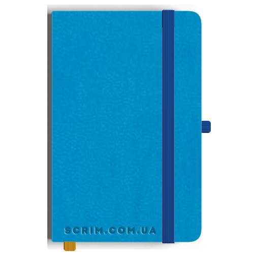Блокноты A5 Vionika голубые под заказ