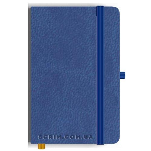 Блокноти A5 Vionika сині під замовлення