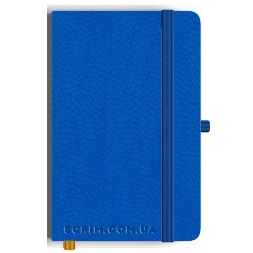 Блокноти A5 Vionika яскраво-сині під замовлення