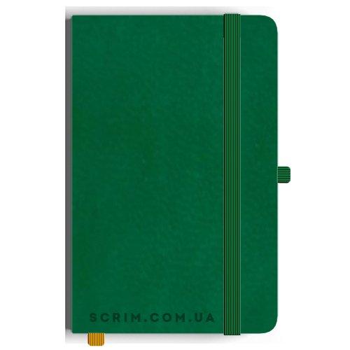 Блокноты A5 Vionika зеленые под заказ