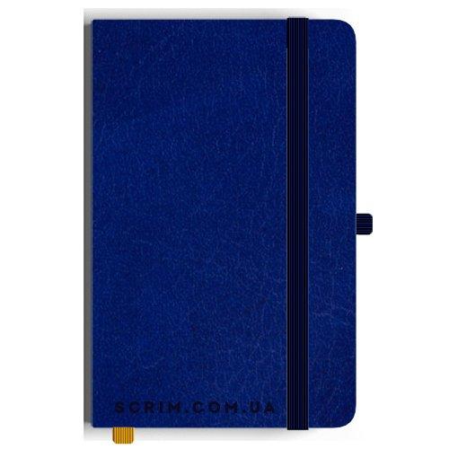 Блокноты A5 Vespon синие под заказ