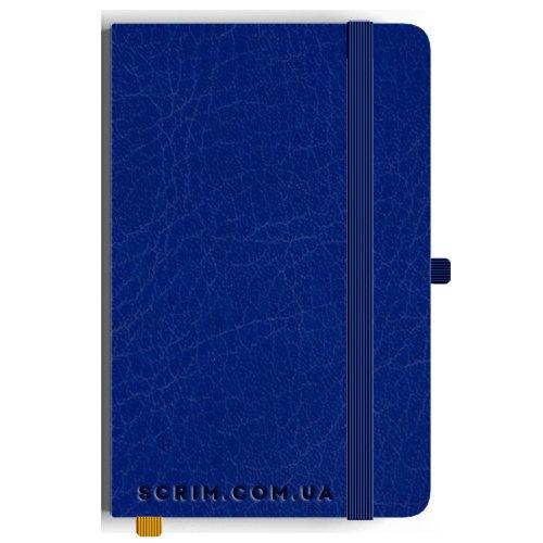 Блокноты A5 Vivian синие под заказ