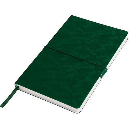 Блокноты зеленые Tabby Franky 25-40-3