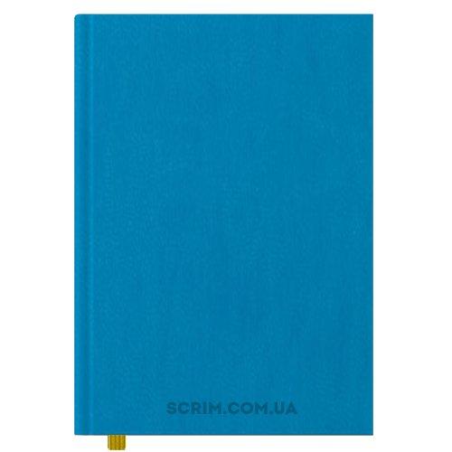 Щоденники А4 Vester блакитні датований блок