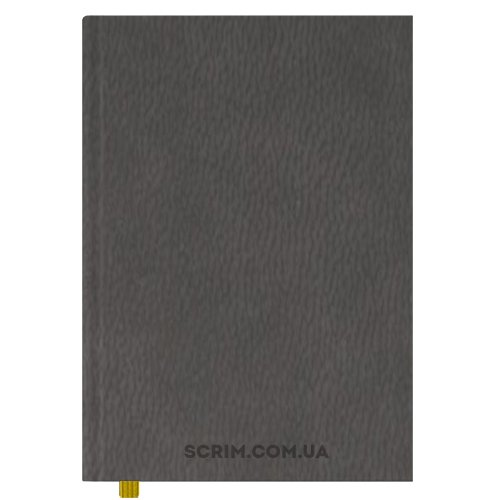 Ежедневники А4 Vester серые датированный блок